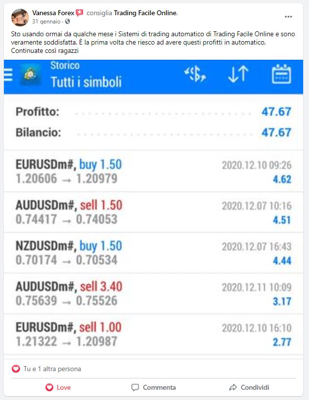 recensione trading facile online